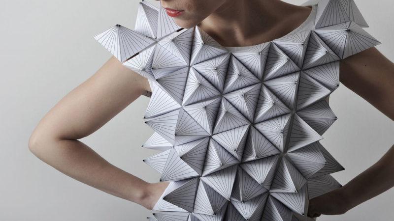 Мода 2020: весенняя геометрия