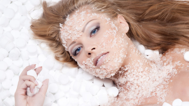 Увлажнение кожи зимой