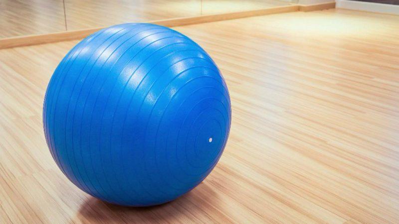 Преимущества тренировочных шаров