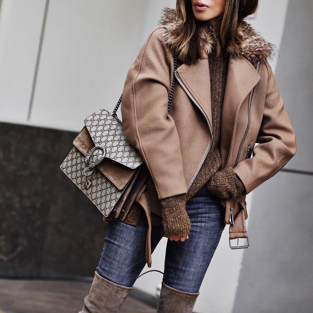 Модные брюки для женщин на осень