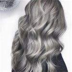 Пепельный оттенок волос