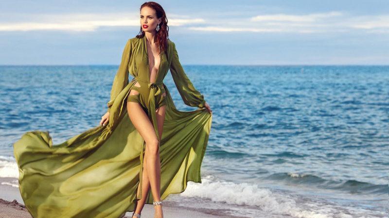 Выбираем пляжную одежду