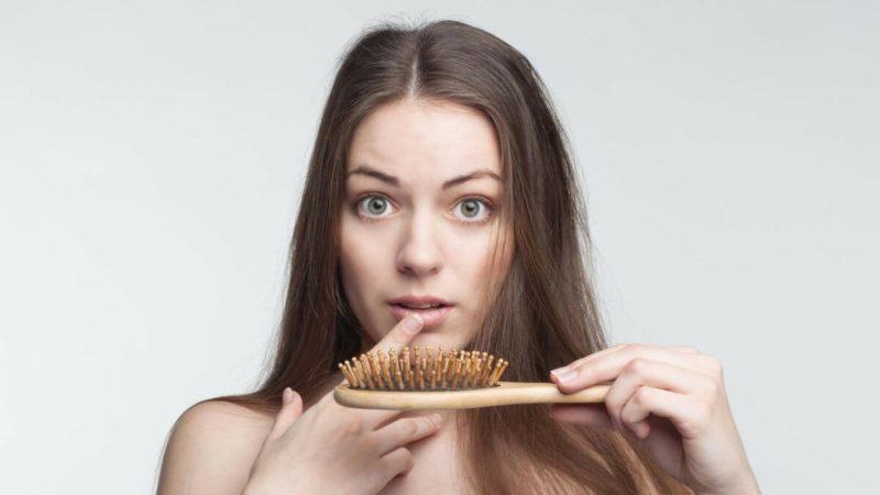 Как можно остановить выпадение волос после родов