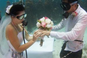 Оригинальные места для проведения свадьбы