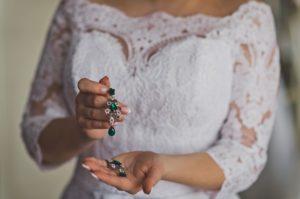 Свадебные украшения: выбираем правильно